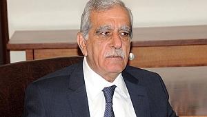 Ahmet Türk'ün kobani soruşturmasında karar verildi