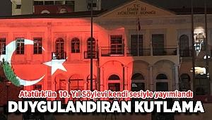Atatürk'ün 10. Yıl Söylevi kendi sesiyle yayımlandı