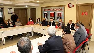 CHP PM üyesi Nalbantoğlu: Koşar adım erken seçime gidiyoruz