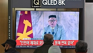 Kuzey Kore askeri geçitte ilk kez tanıttı: Yeni balistik füzesi Pukguksong 4-A
