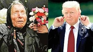 Trump'ın koronavirüse yakalanacağını bilen Baba Vanga'dan tüyler ürperten bir kehanet daha