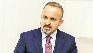 AK Parti Grup Başkanvekili Turan: Savcılık tehdide soruşturma açtı