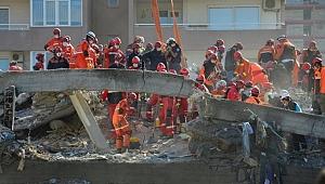 Depremde can kaybı 116'ya yükseldi