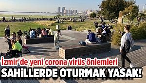 İzmir'de yeni corona virüs önlemleri