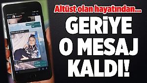 İzmir depreminde oğlunu ve annesini yitiren genç kadının dünyası yıkıldı