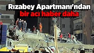 Rızabey Apartmanı'ndan bir acı haber daha