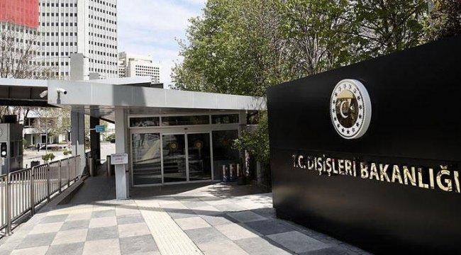 Türkiye'den Yunanistan'ın Doğu Akdeniz açıklamasına tepki