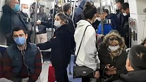 Vaka sayılarının arttığı İzmir'de toplu taşıma araçları alarm veriyor