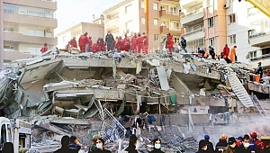 Yıkılan iki bina tescilli çürükmüş