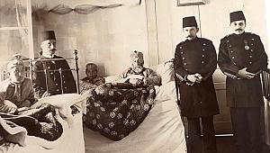 2. Abdülhamit'in son fotoğrafı