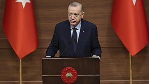 Cumhurbaşkanı Erdoğan'dan koronavirüs aşısı açıklaması: İlk etapta 50 milyon doz gelecek