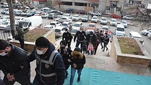 Fuhuş operasyonu! 8 tutuklama
