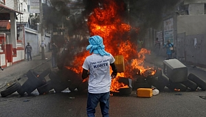 Haiti'de hükümet karşıtı protestolara sert müdahale