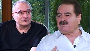İbrahim Tatlıses ve Mehmet Ali Erbil buluştu... Gözyaşları sel oldu!