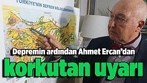 İzmir'deki depremin ardından Ahmet Ercan'dan korkutan uyarı
