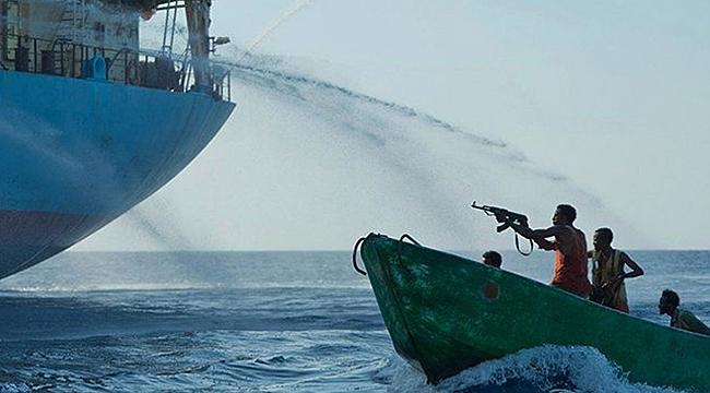 Türk gemisine Gine Körfezi'nde korsan saldırısı! 15 gemici kaçırıldı