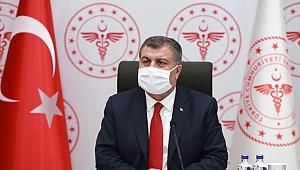 Türkiye'deki corona virüsü vaka ve ölü sayısında son durum (15 Ocak 2021)