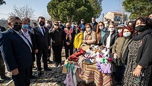 Başkan Soyer'in Bakırçay turu devam ediyor...