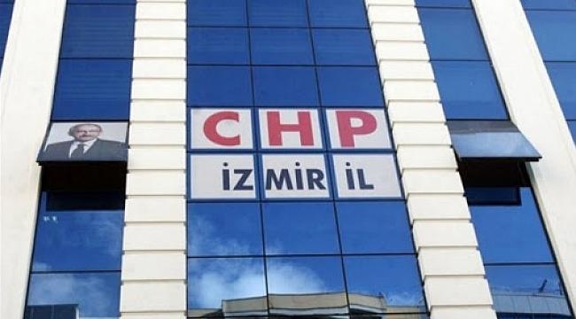 CHP'nin üyelik raporunda İzmir ne durumda ?