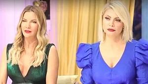 Doya Doya Moda'da jüri olan Ivana Sert kaslarını gösterdi