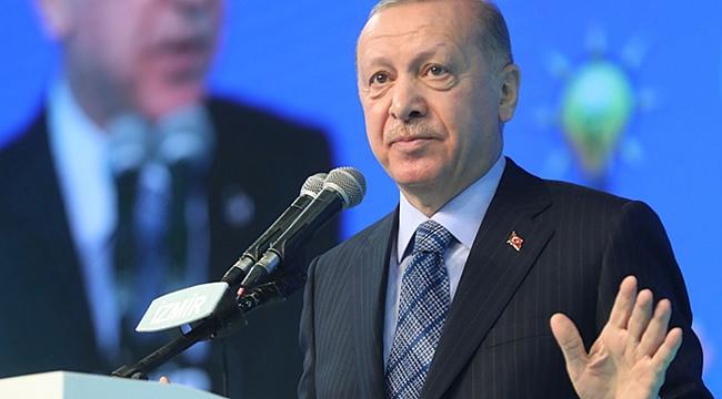 Erdoğan partiden ayrılanlar hakkında konuştu: Hiç birine eyvallah etmedik