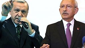 Gara tartışmaları alevlendi... Erdoğan'dan CHP lideri Kılıçdaroğlu'na 500 bin liralık tazminat!
