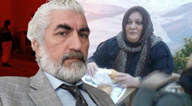 İstanbul'da kan donduran cinayet! Eşinin kafasına dambıl ile vurarak öldürdü