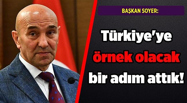 Riskli binaların dönüşümünü içeren düzenleme Meclis'ten geçti! Soyer: Türkiye'ye örnek olacak bir adım attık!