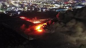 Tuzla'daki büyük yangından acı haber: 2 kişinin cansız bedenine ulaşıldı