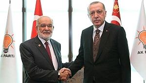 Cumhur İttifakı'na katılacağı konuşulan Saadet Partisi, kendi ittifakını kurdu