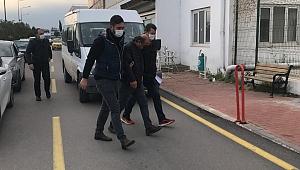 FETÖ/PDY'ye yönelik operasyonda 3 kişi yakalandı