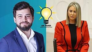 İzmirli iki siyasetçiye Genel Merkez'de önemli görev