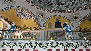Karabağlar'da camiler Ramazan'a hazır