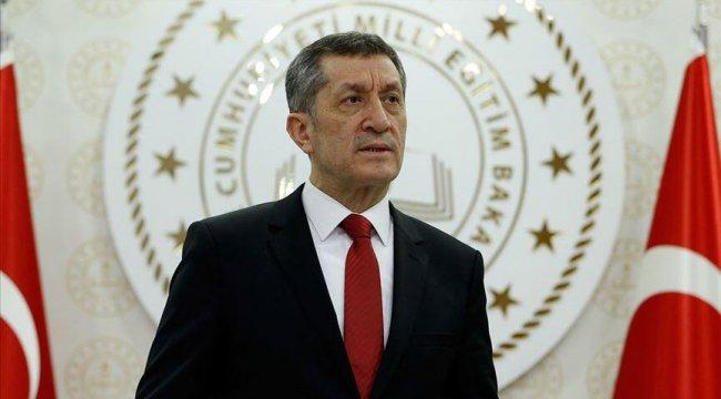 Milli Eğitim Bakanı Selçuk: Bu aranın son olmasını yürekten diliyorum