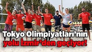 Tokyo Olimpiyatları'nın yolu İzmir'den geçiyor!