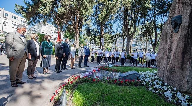 Başkan Soyer Zübeyde Ana'yı ziyaret etti