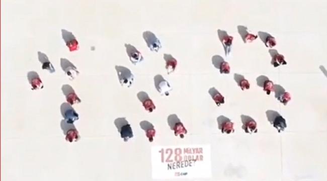 CHP Buca'dan '128' eylemi