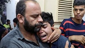 İsrail'den Gazze'ye saldırı: 21 Filistinli hayatını kaybetti