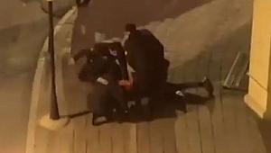 İstanbul'da bekçi şiddeti