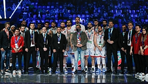 KAF-KAF FIBA Şampiyonlar Ligi'ni ikincisi