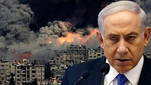 Katliama doymayan Netanyahu açıkladı: Saldırılara devam edeceğiz