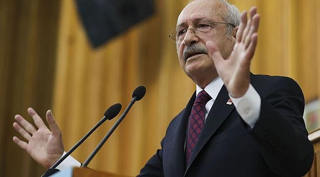Kılıçdaroğlu'ndan MHP'nin yeni anayasa hazırlığı hakkında ilk yorum