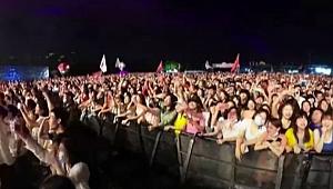 Salgınının çıkış noktası Wuhan'da binlerce kişilik festival!