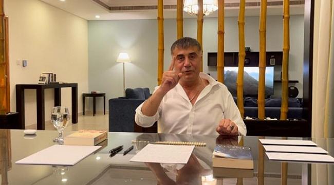 Sedat Peker'den Mehmet Ağar ve Pelikancılar'a :