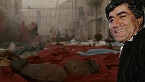 'Yeşilçam' dizisinde Hrant Dink detayı