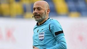 Cüneyt Çakır'a EURO 2020 görevi