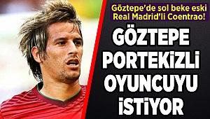 Göztepe'de sol beke eski Real Madrid'li Coentrao!