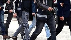 Kırmızı bültenle aranan teröristin de olduğu 12 kişi yakalandı