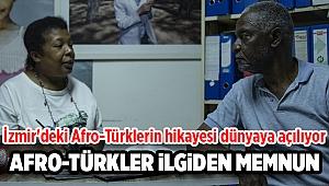 İzmir'deki Afro-Türklerin hikayesi dünyaya açılıyor