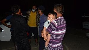 Manavgat'ta yangın nedeniyle bir mahalle daha boşaltıldı